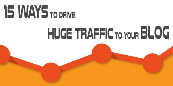 15 Ways to Drive Traffic to Your Blog for Free
