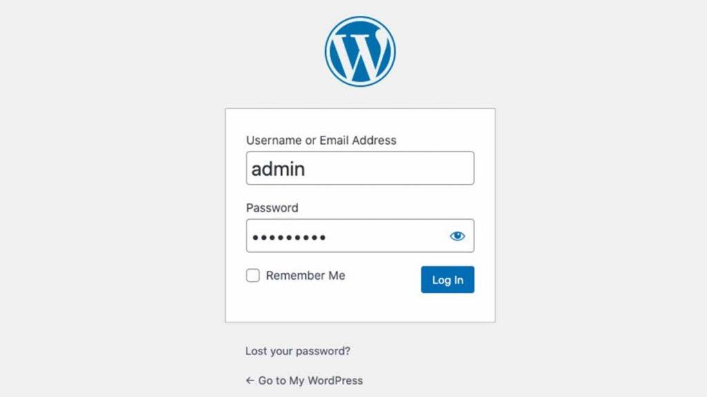 Delete Admin Username WordPress